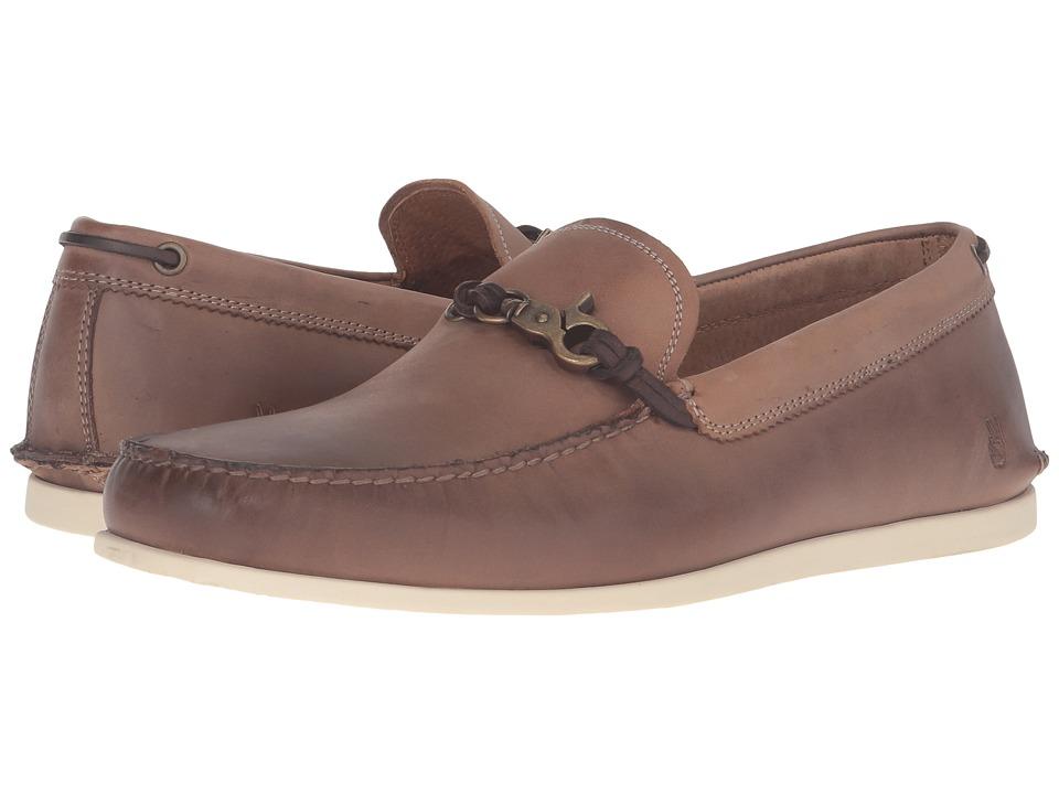 John Varvatos - Star Venetian (Wood Brown) Men's Shoes