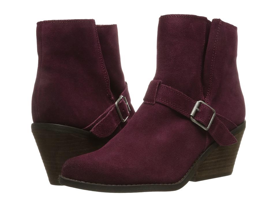 VOLATILE - Melina (Wine) Women's Boots