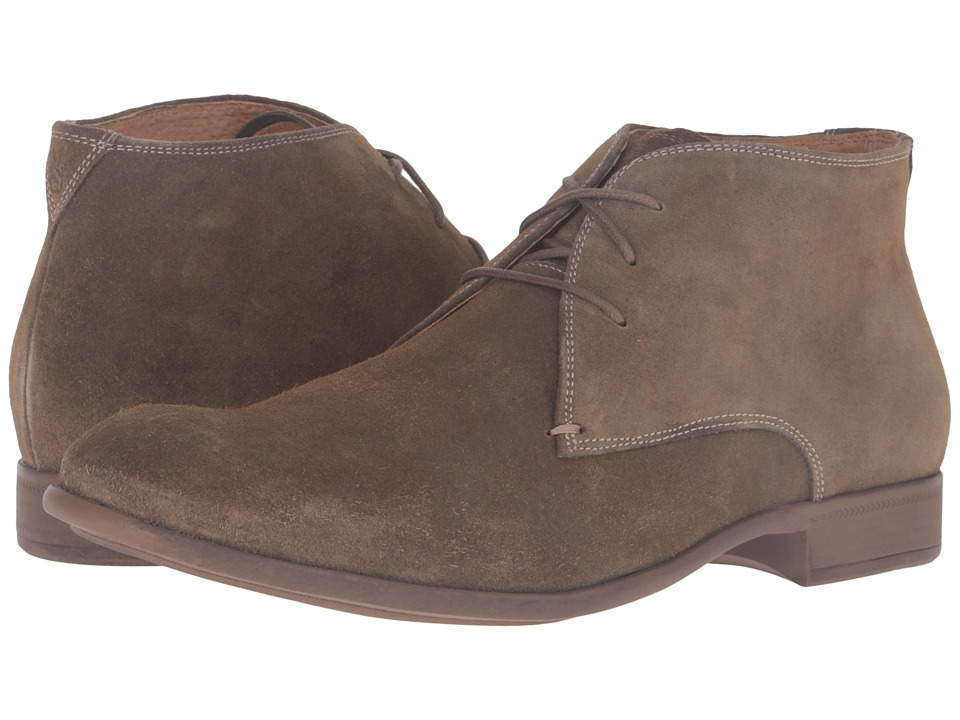 John Varvatos - Star Chukka (Clay Brown) Men's Shoes