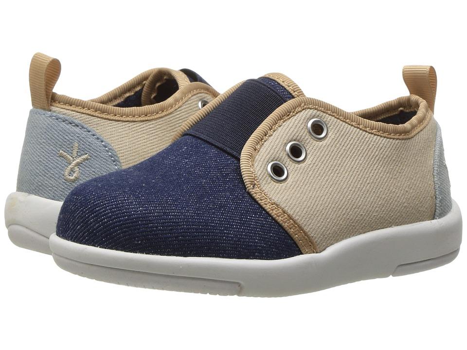 EMU Australia Kids - Ficus (Toddler/Little Kid/Big Kid) (Blue) Boy's Shoes