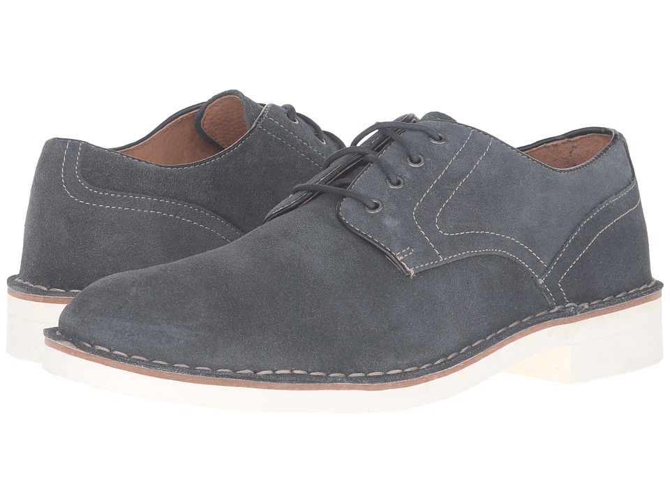 John Varvatos - Star Derby (Petrol Blue) Men's Shoes