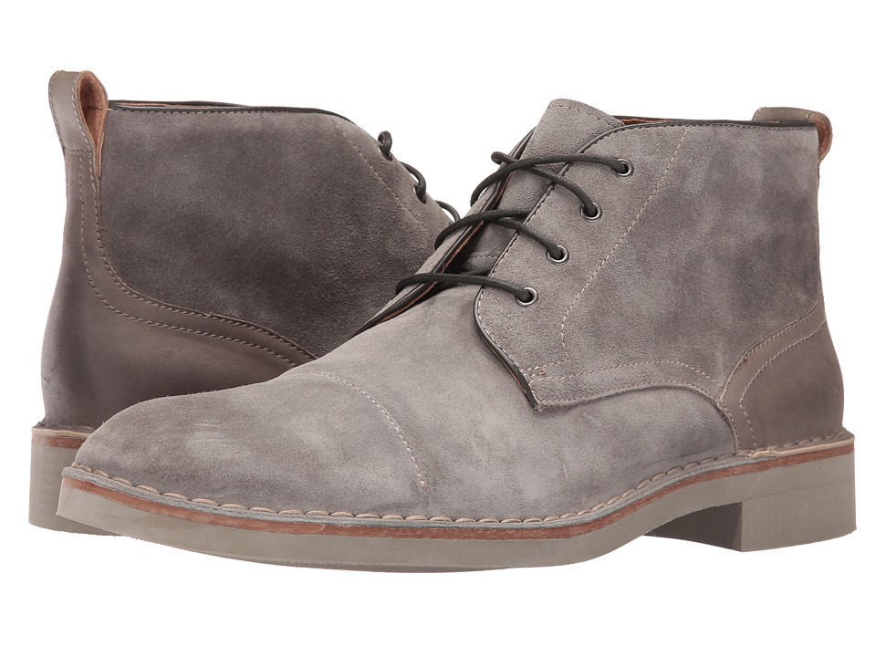 John Varvatos - Star Chukka Boot (Elephant) Men's Boots