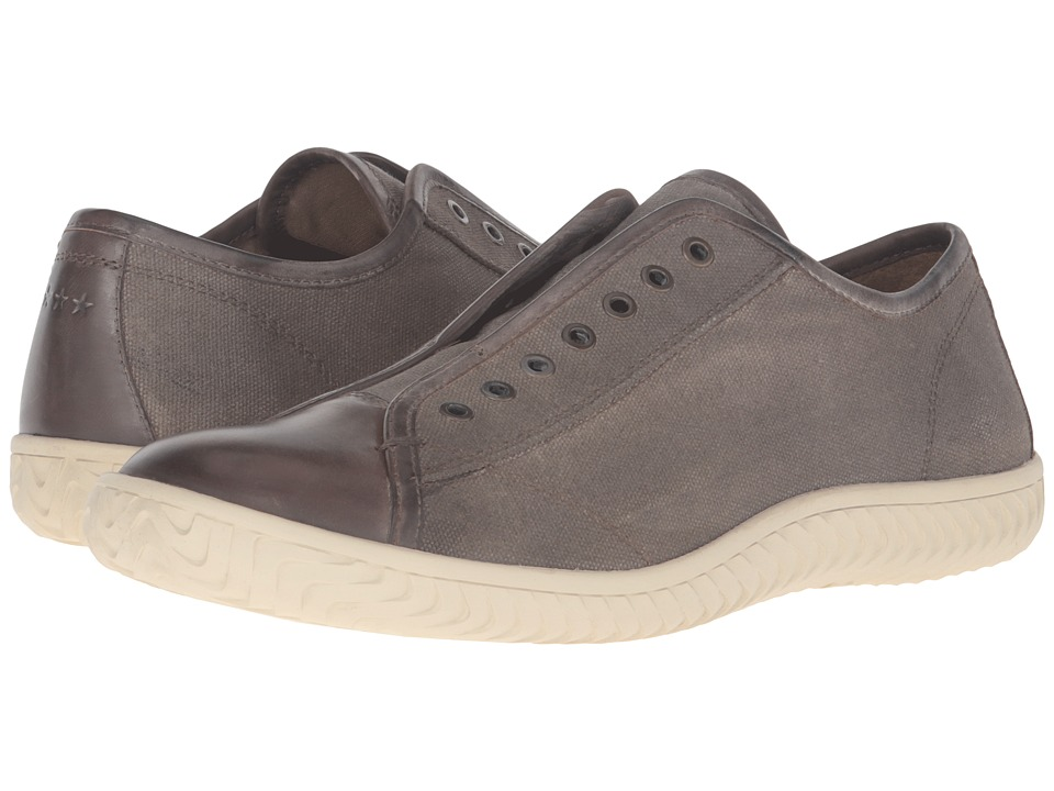John Varvatos - Star Laceless Low Top Sneaker (Antique) Men