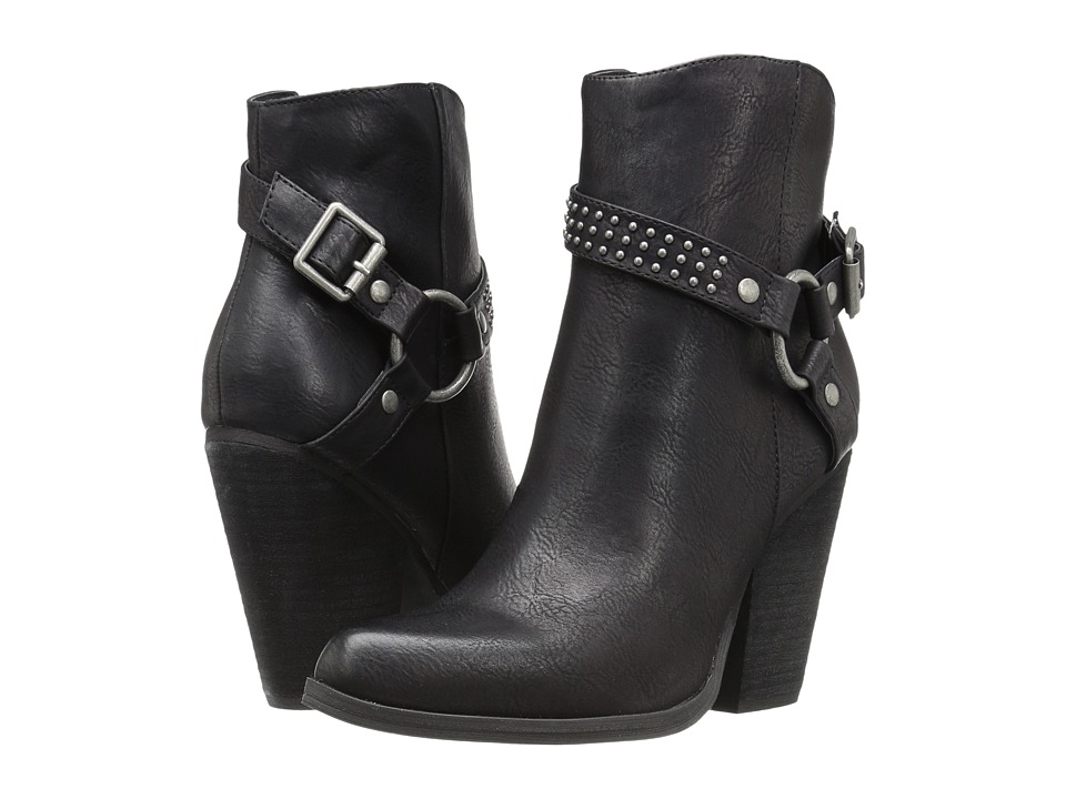 VOLATILE - Ashanti (Black) Women's Boots