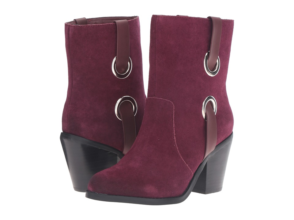 VOLATILE - Flynn (Wine) Women's Boots