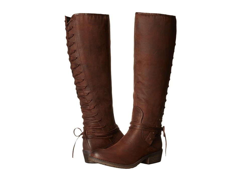 VOLATILE - Miraculous (Brown) Women's Boots