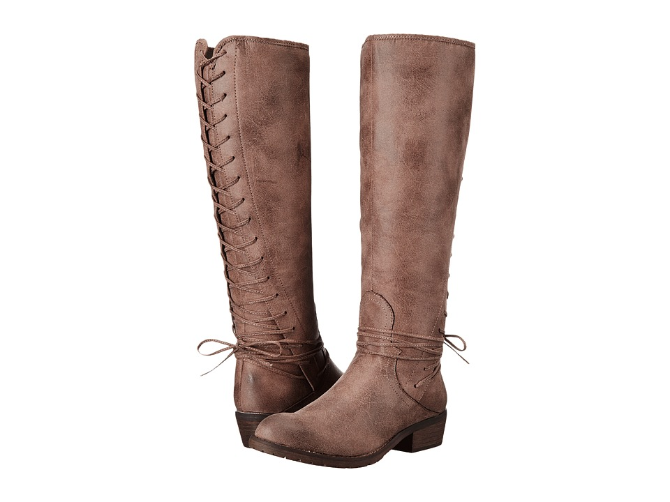 VOLATILE - Miraculous (Taupe) Women's Boots