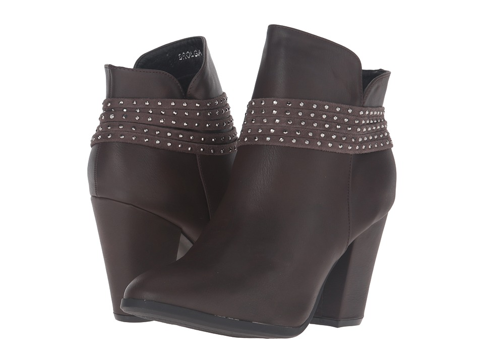 PATRIZIA Brolga (Dark Brown) Women