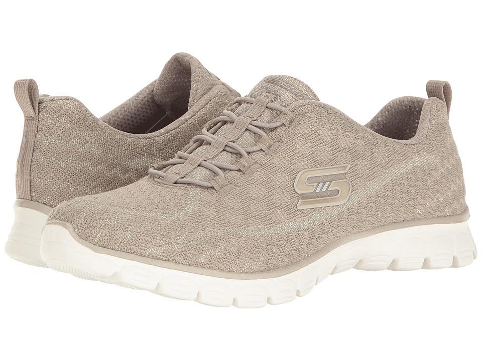 SKECHERS - EZ Flex 3.0 - Estrella (Taupe) Women's Shoes