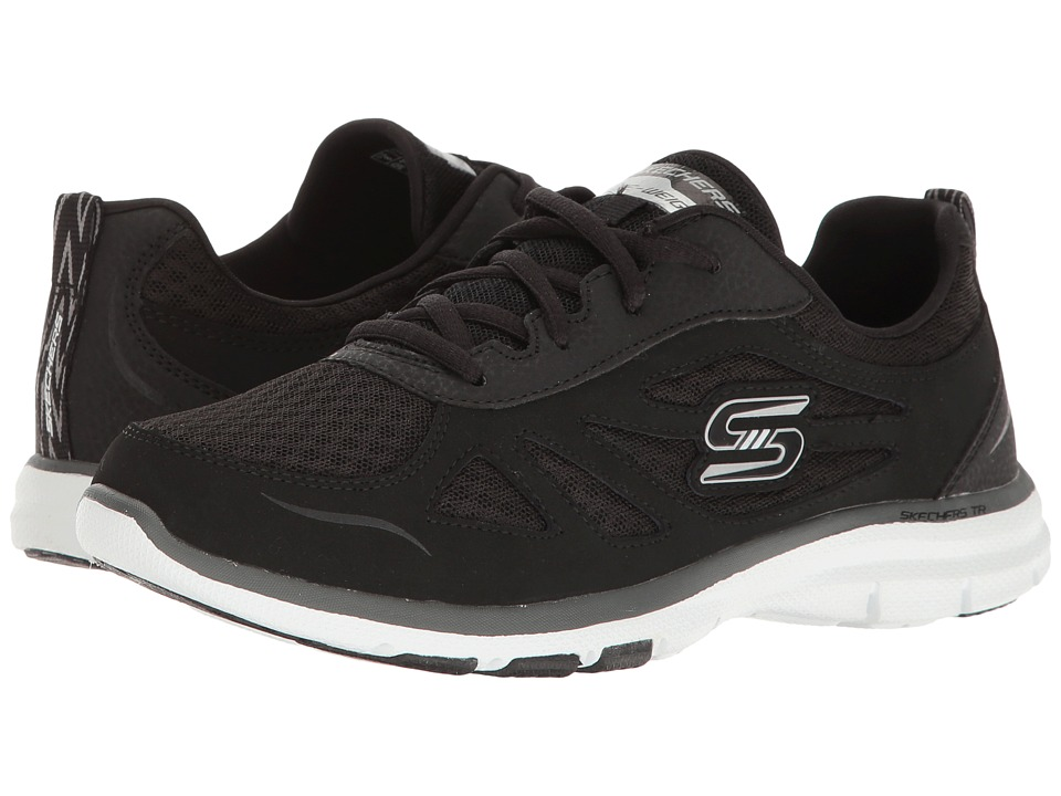 SKECHERS - Galaxies (Black) Women's Shoes