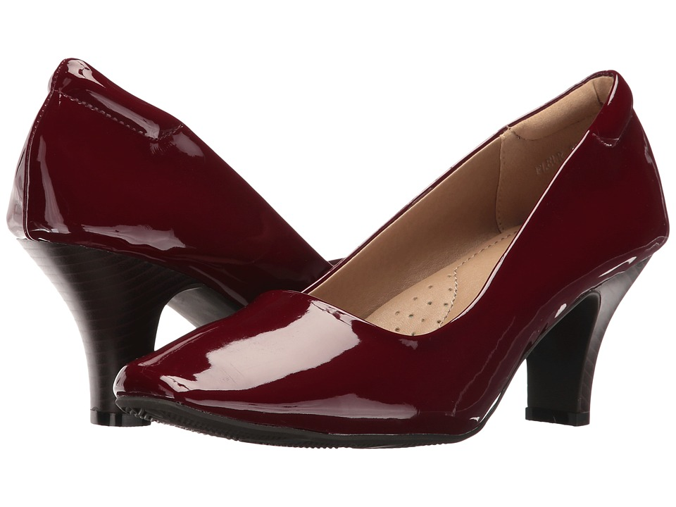 PATRIZIA - Fleur (Bordeaux) Women's Shoes