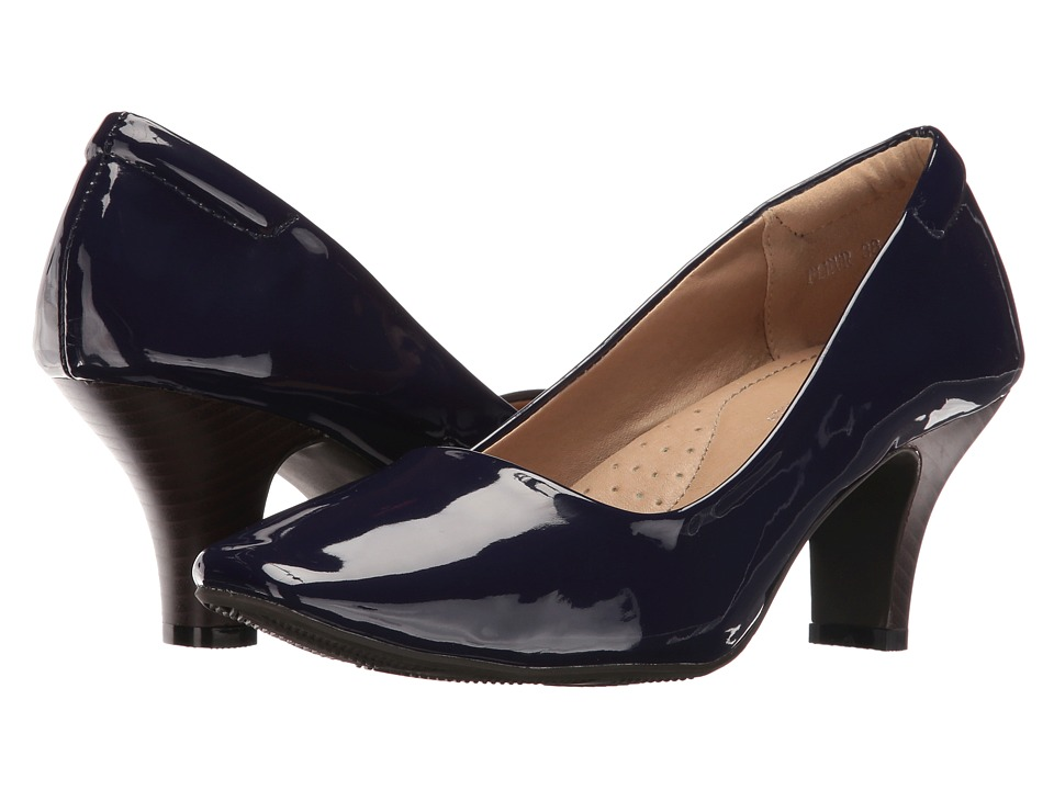 PATRIZIA - Fleur (Navy) Women's Shoes