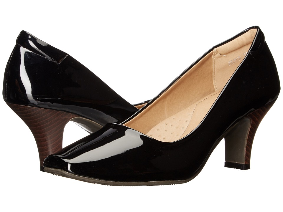 PATRIZIA - Fleur (Black) Women's Shoes
