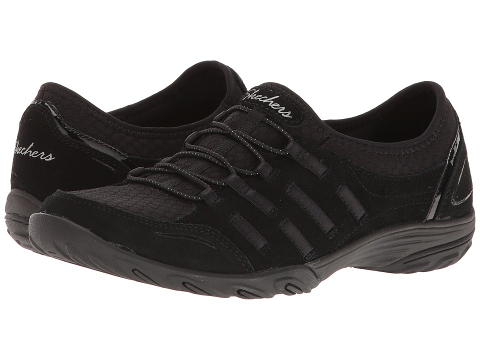 SKECHERS - Empress - Splendid (Black) Women's Shoes