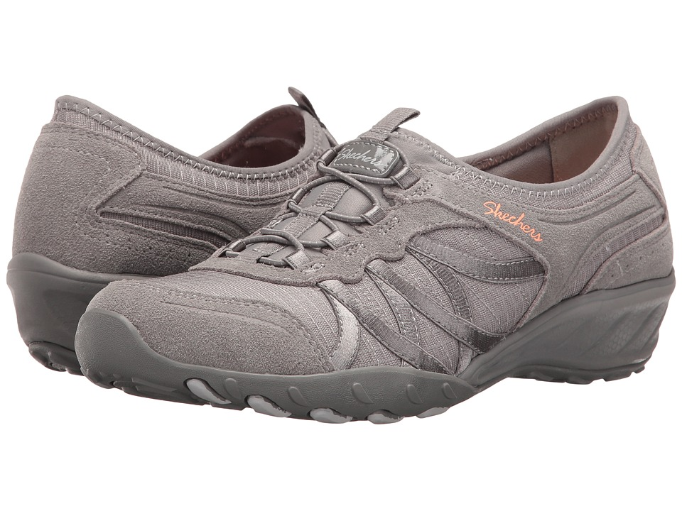 SKECHERS - Savvy (Gray) Women's Shoes