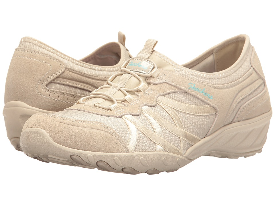 SKECHERS - Savvy (Natural) Women's Shoes