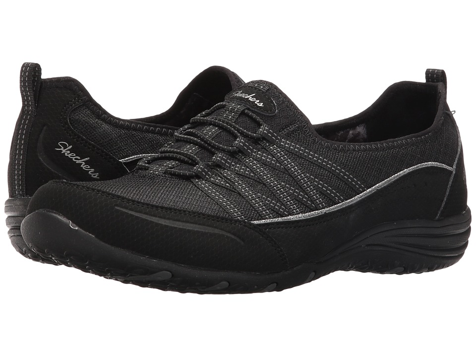 SKECHERS - Unity - Go Big (Black) Women's Shoes