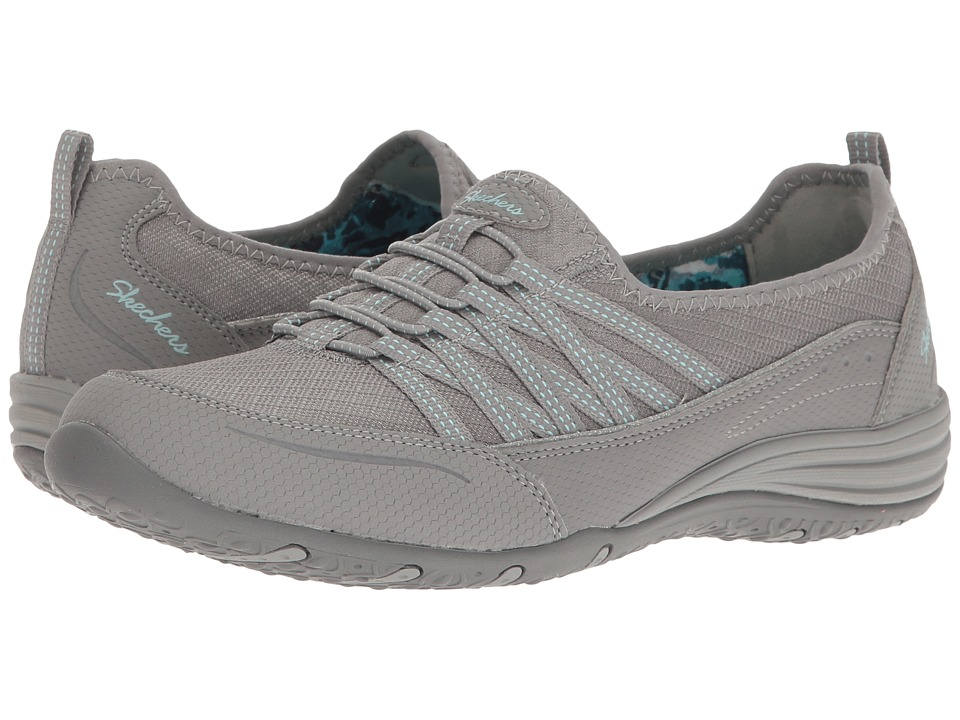 SKECHERS - Unity - Go Big (Gray) Women's Shoes