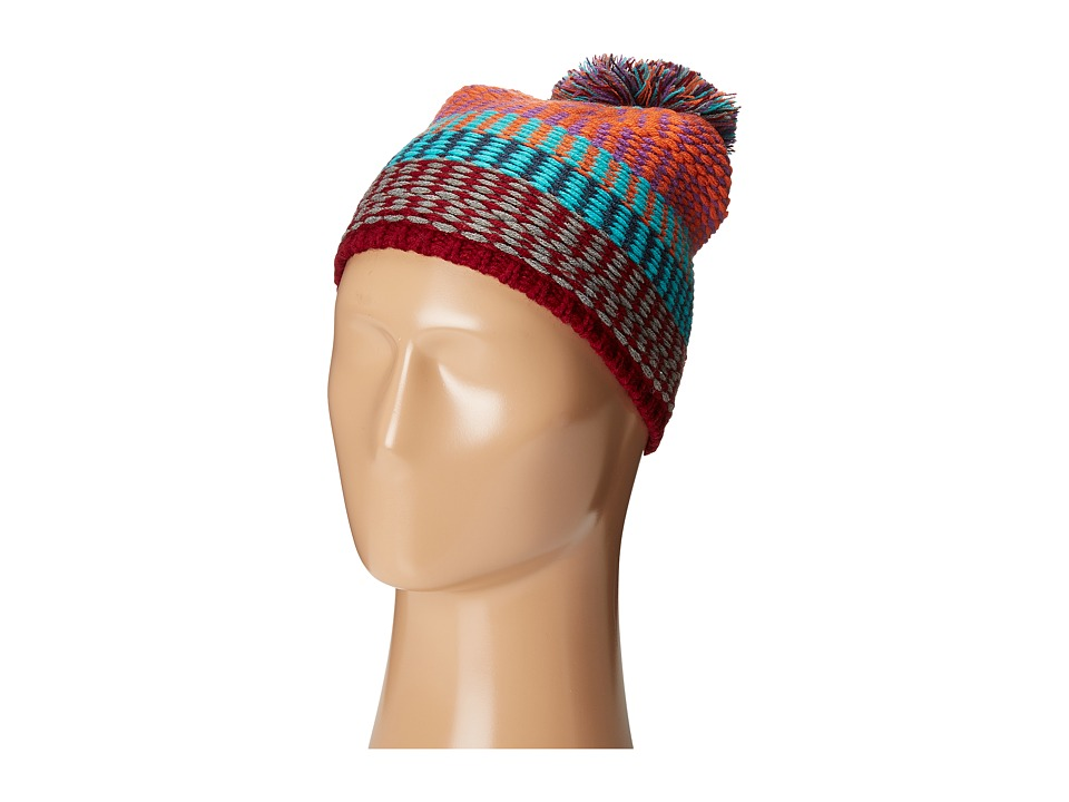 San Diego Hat Company - KNH3416 Multicolored Knit Beanie (Multi) Beanies