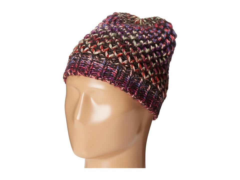 San Diego Hat Company - KNH3405 Rainbow Yarn Beanie (Multi) Beanies