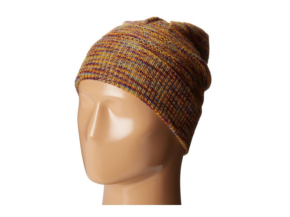San Diego Hat Company - KNH3418 Multicolor Yarn Beanie (Multi) Beanies