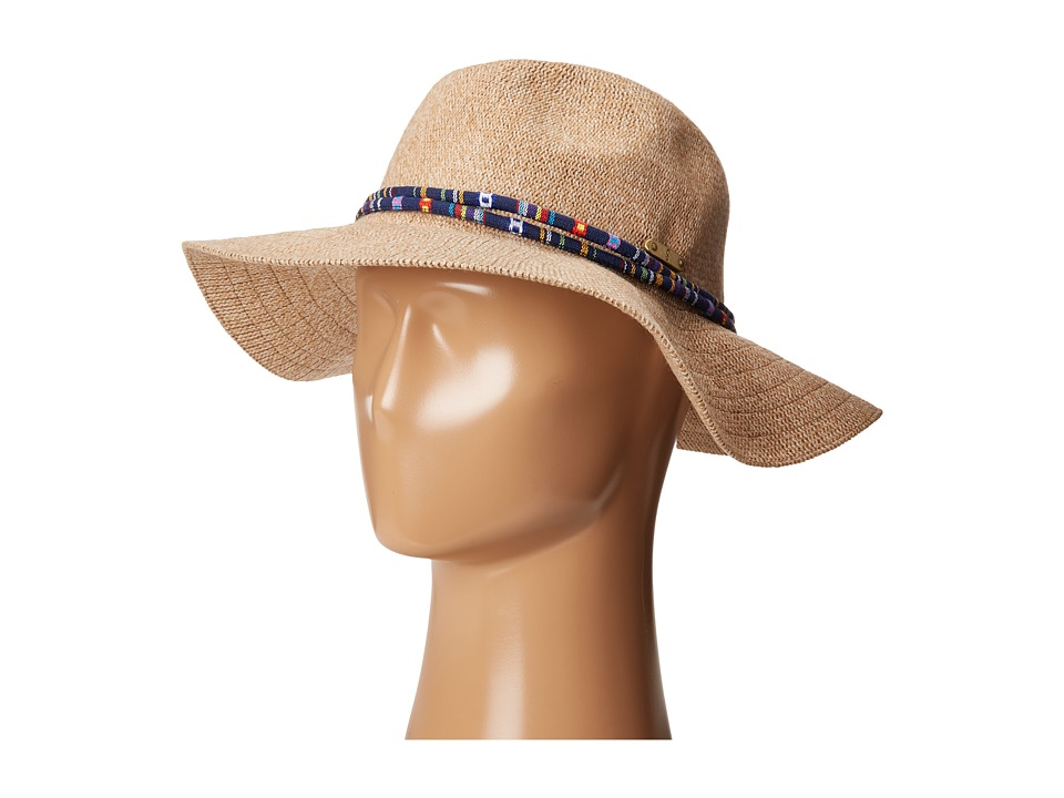 San Diego Hat Company - KNH3396 Knitted Panama Fedora Hat (Camel) Fedora Hats