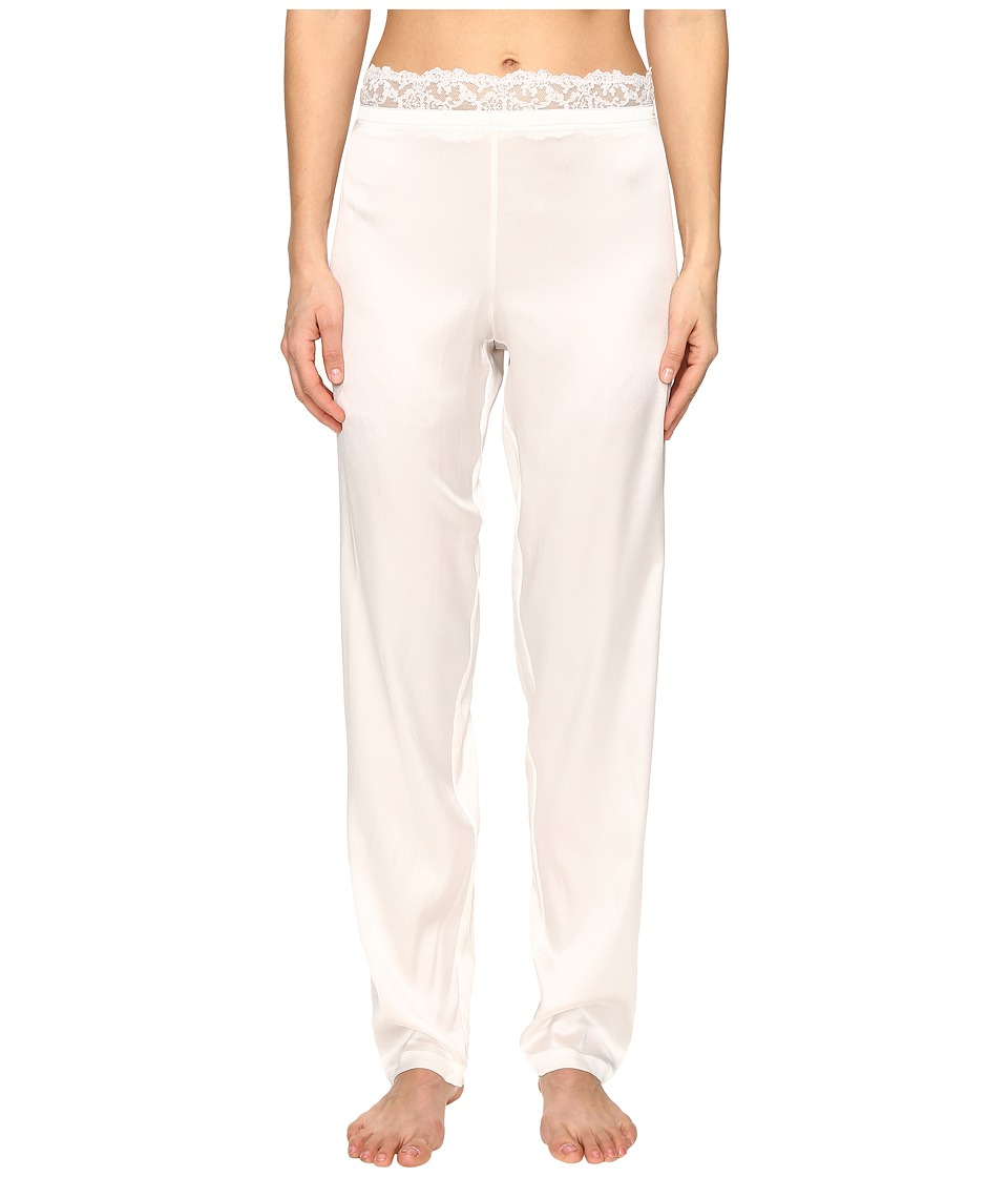 La Perla - Floral Vibes Pants (White Milk) Women's Pajama