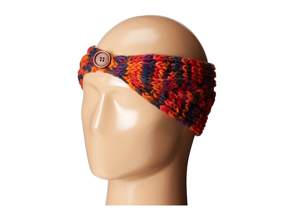 San Diego Hat Company - KNH3438 Multicolor Cable Knit Headband (Multi) Headband