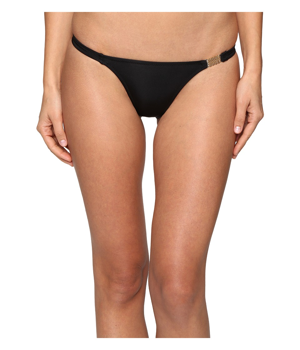 L'Agent by Agent Provocateur - Tania Bikini Bottom (Black) Women's Swimwear