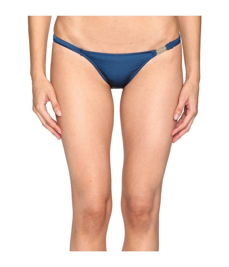 L'Agent by Agent Provocateur - Tania Bikini Bottom (Teal) Women's Swimwear