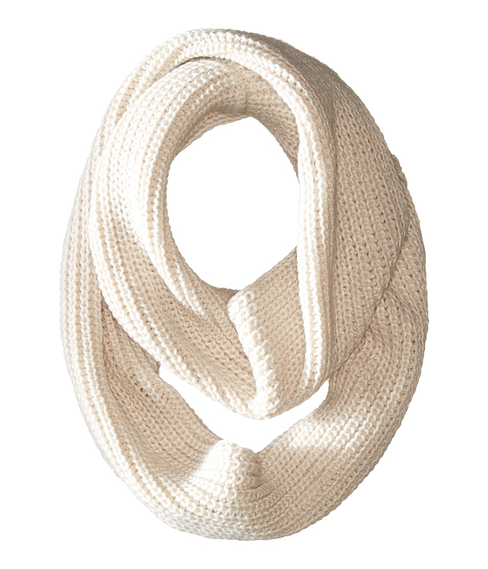 San Diego Hat Company - BSS1689 Solid Infinity Scarf (Ivory) Scarves