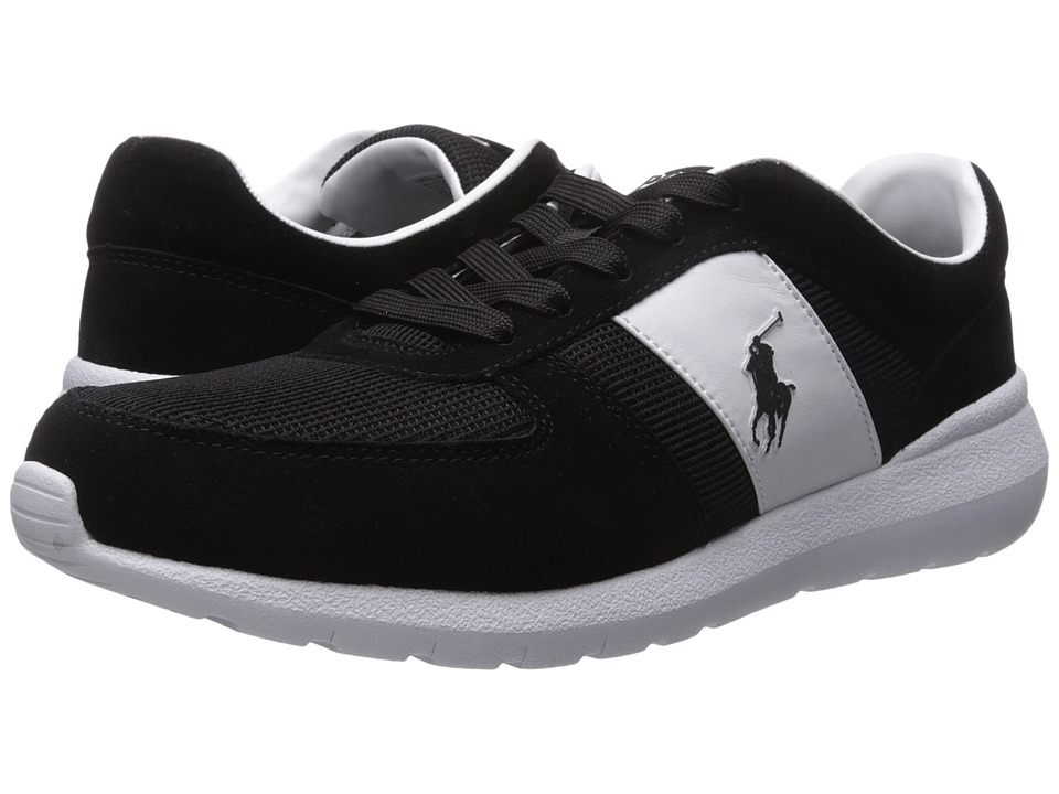 Polo Ralph Lauren - Cordell (Black) Men's Shoes