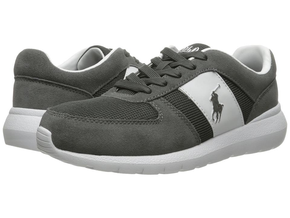 Polo Ralph Lauren - Cordell (Charcoal Grey) Men's Shoes