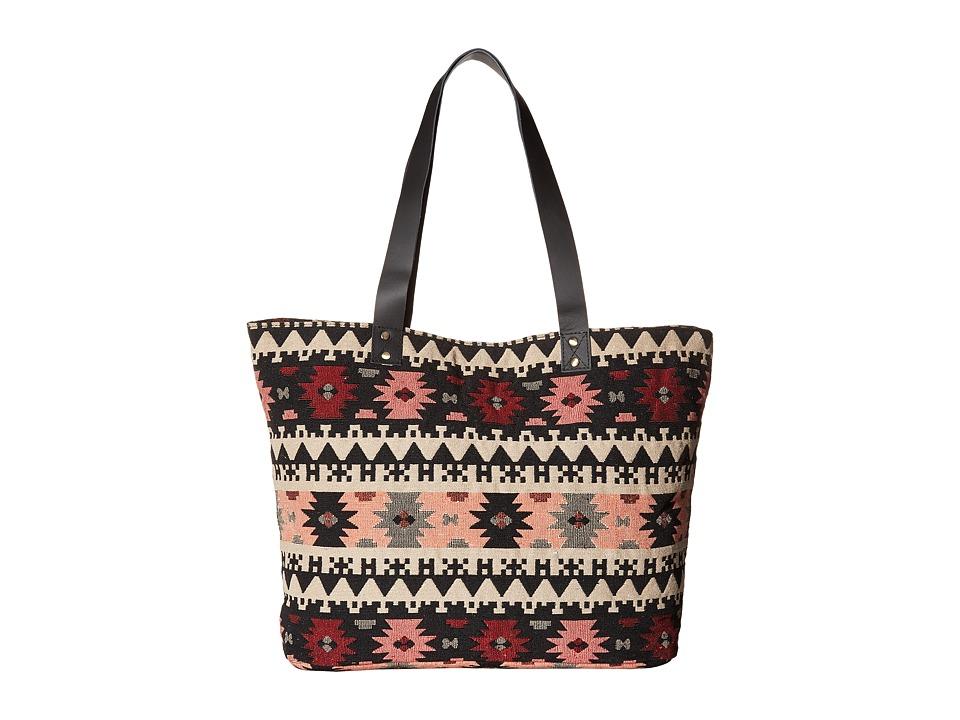 San Diego Hat Company - BSB1690 Jacquard Tote Bag (Multi) Tote Handbags