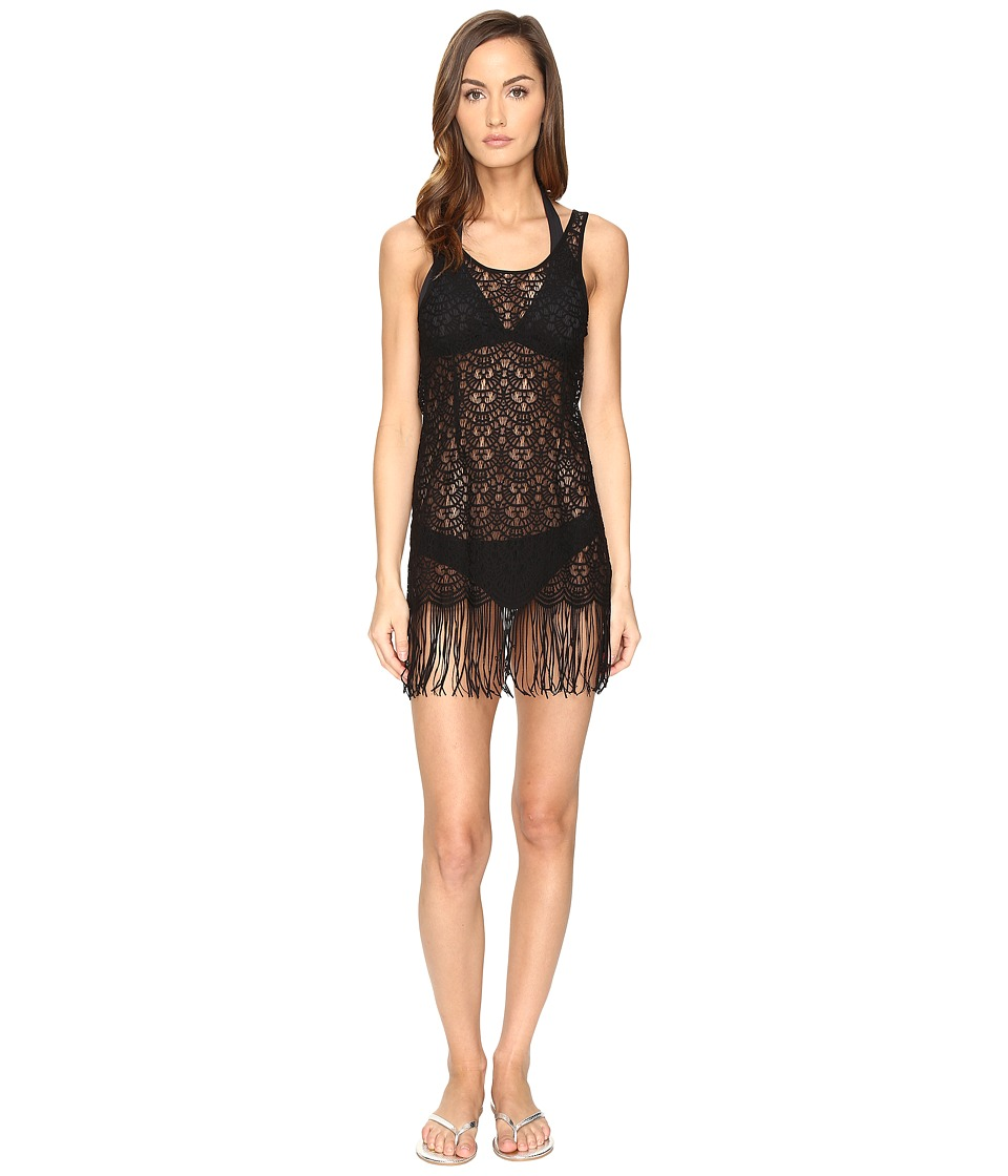 L'Agent by Agent Provocateur - Karrie Cover-Up (Black) Women's Swimwear