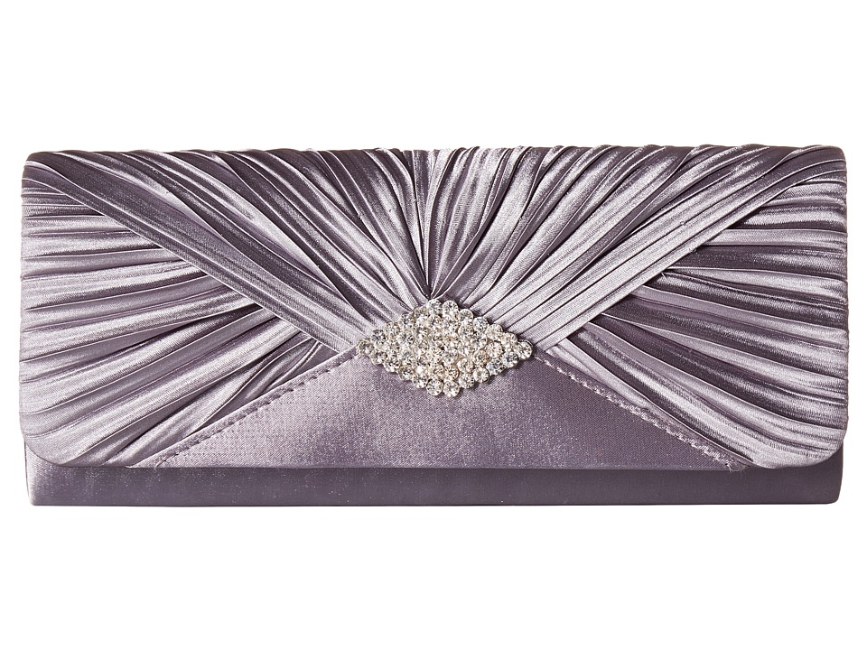 Jessica McClintock - Cindy (Pewter) Handbags