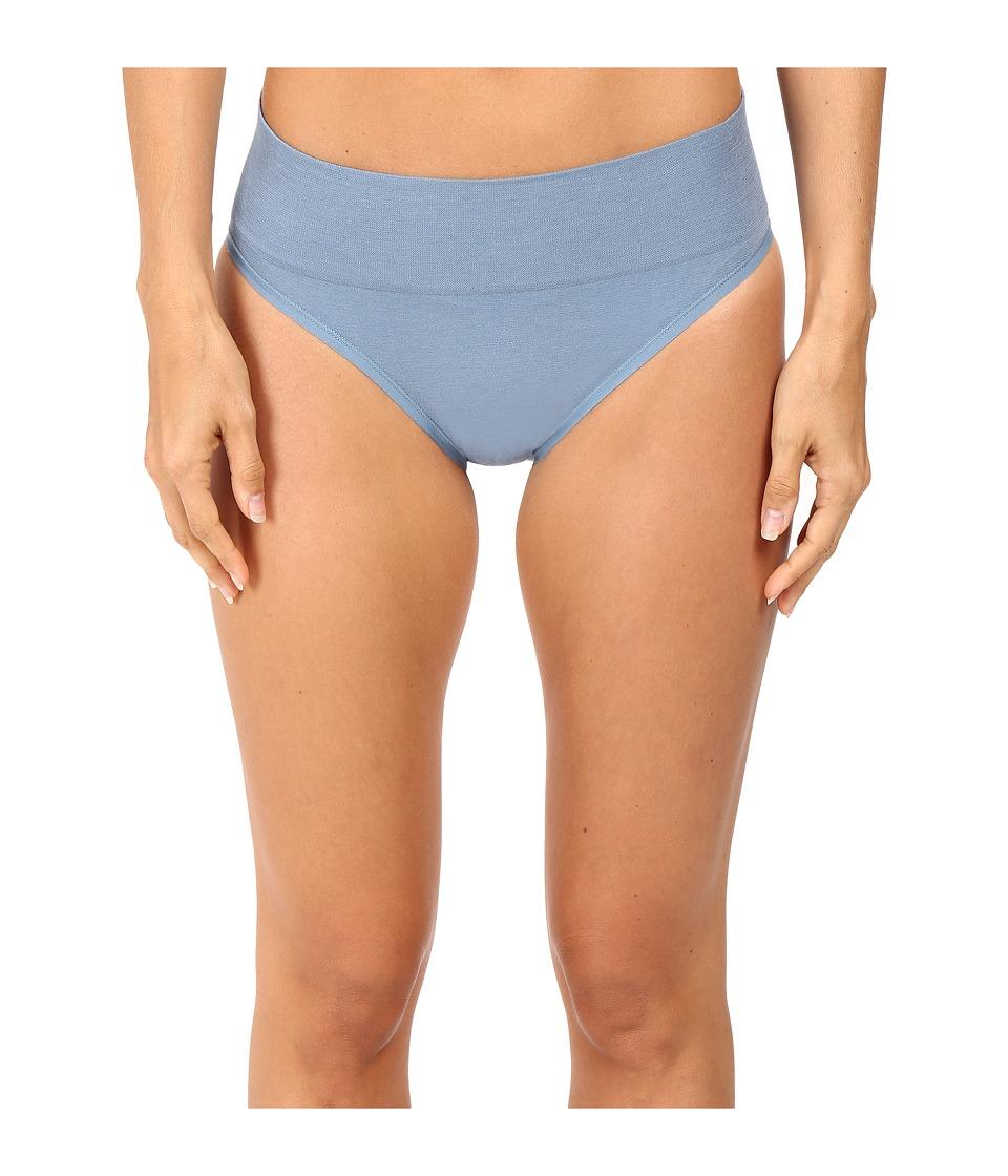 Yummie by Heather Thomson - Nadine Seamlessly Shaped Everyday Brief (Captain's Blue) Women's Underwear