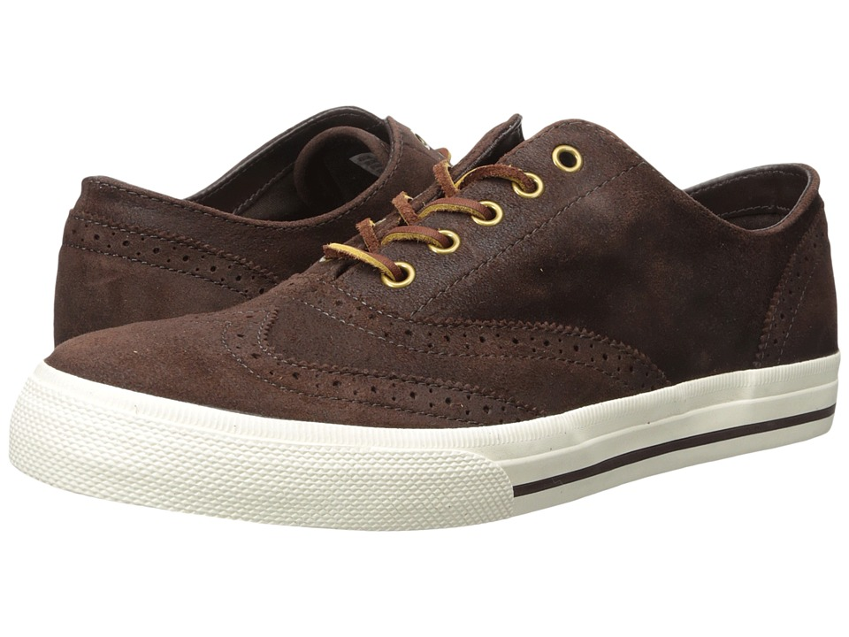 Polo Ralph Lauren - Vultan (Dark Chocolate) Men's Shoes
