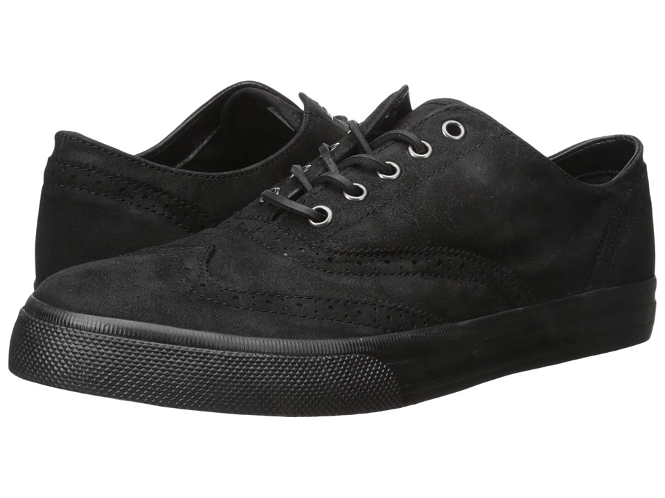 Polo Ralph Lauren  Vultan Black Mens Shoes 5799 889750666489