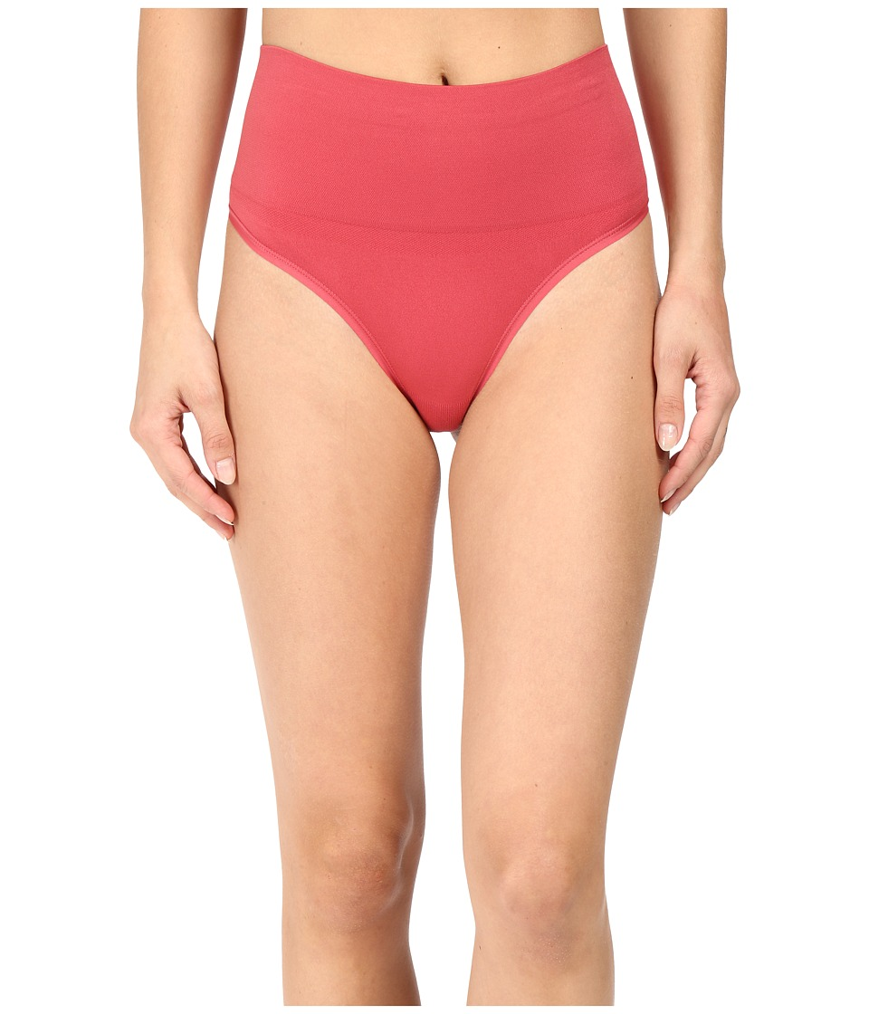 Yummie by Heather Thomson - Jasmina Shaping Thong (Holly Berry) Women's Underwear