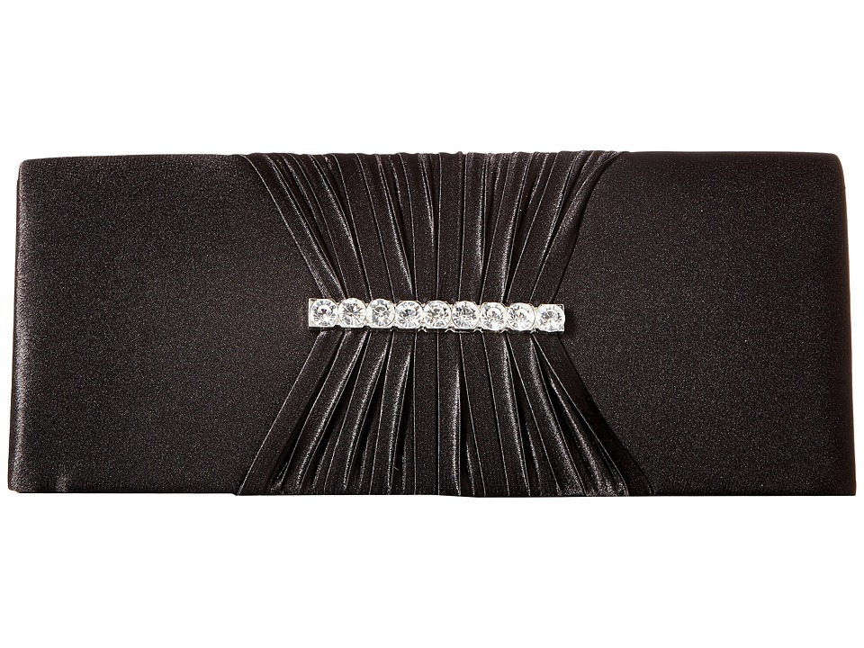 Jessica McClintock - Dana (Black) Handbags