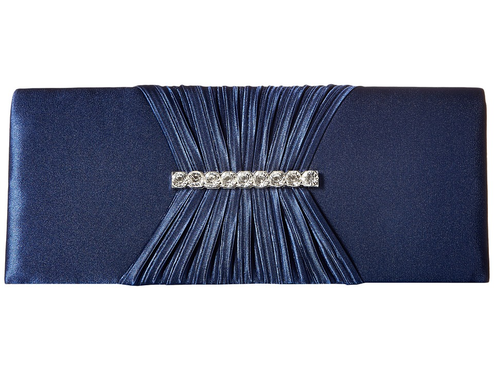 Jessica McClintock - Dana (Navy) Handbags