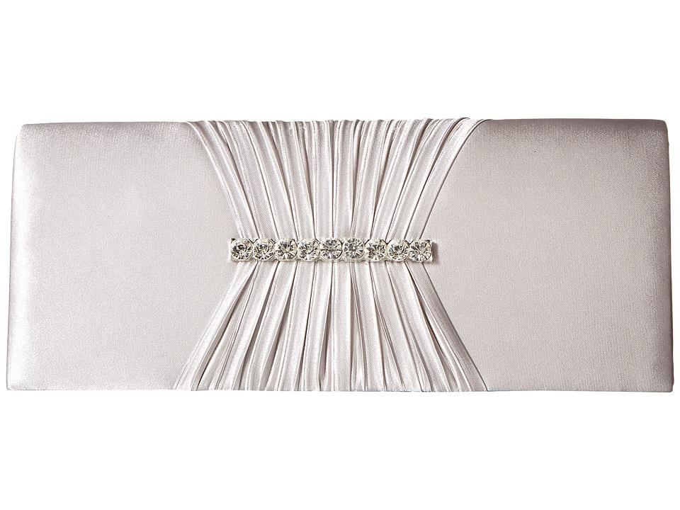 Jessica McClintock - Dana (Silver) Handbags