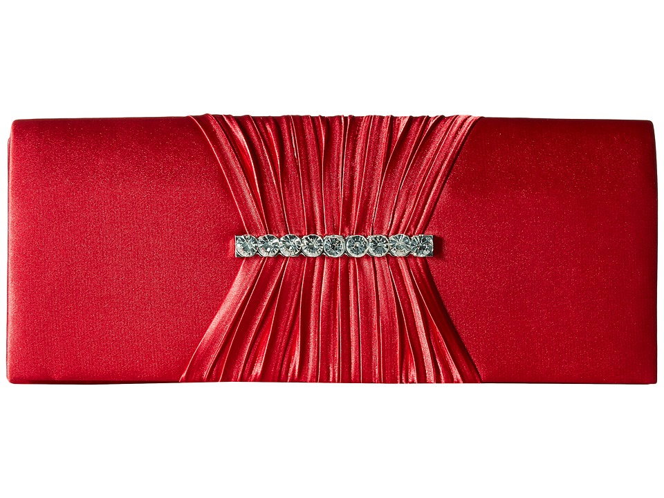 Jessica McClintock - Dana (Red) Handbags