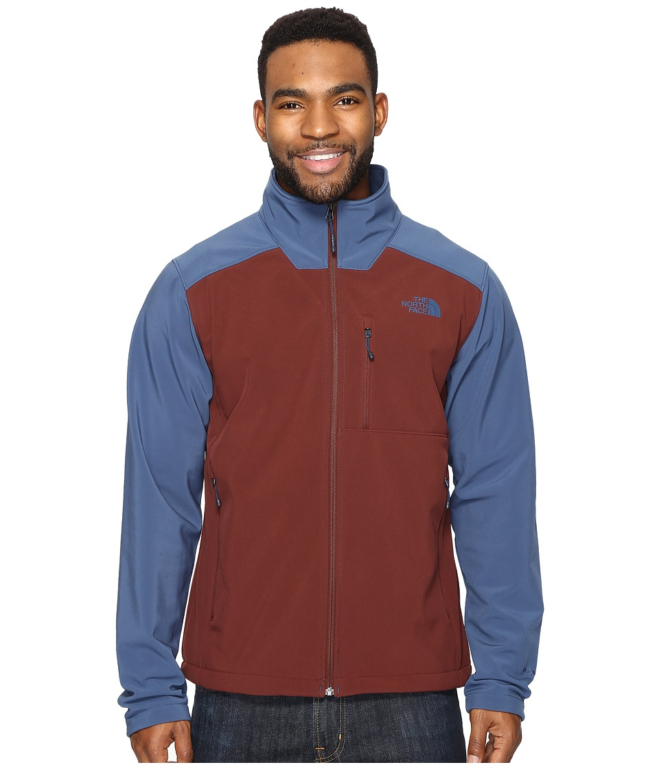 The North Face - Apex Bionic 2 Jacket (Sequoia Red/Shady Blue (Prior Season)) Men's Coat