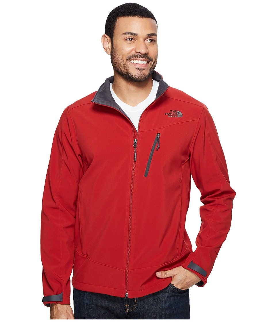 The North Face - Apex Shellrock Jacket (Cardinal Red/Cardinal Red (Prior Season)) Men's Coat
