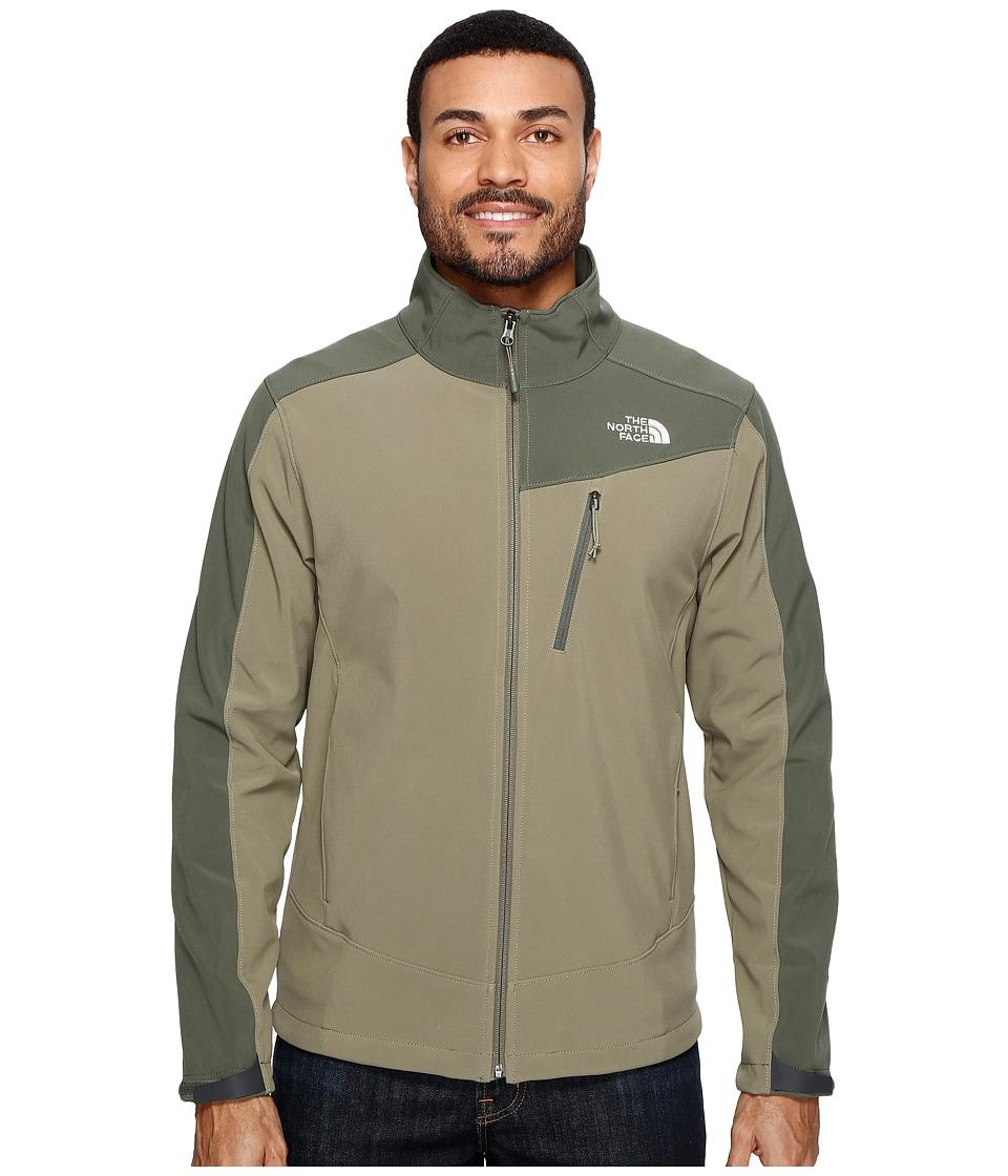 The North Face - Apex Shellrock Jacket (Deep Lichen Green/Thyme (Prior Season)) Men's Coat