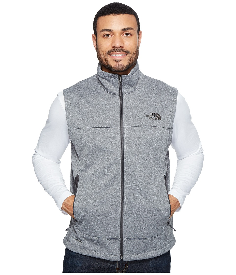 The North Face - Canyonwall Vest (TNF Medium Grey Heather/TNF Medium Grey Heather (Prior Season)) Men's Vest
