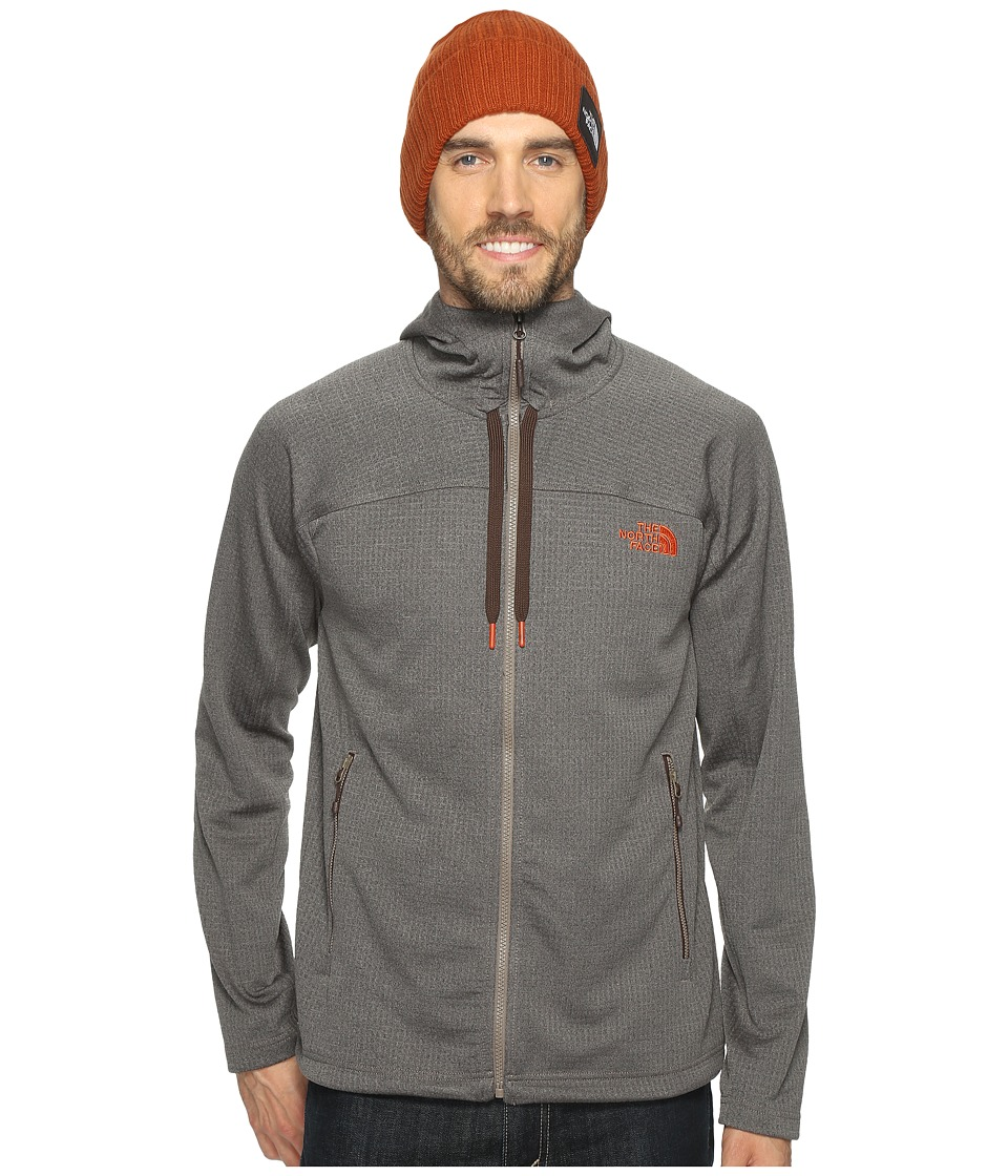 The North Face - Needit Hoodie (Falcon Brown Heather/Falcon Brown Heather (Prior Season)) Men's Sweatshirt