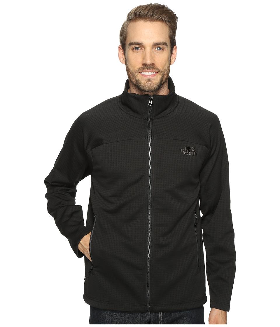 The North Face - Needit Full Zip (TNF Black/TNF Black (Prior Season)) Men's Coat